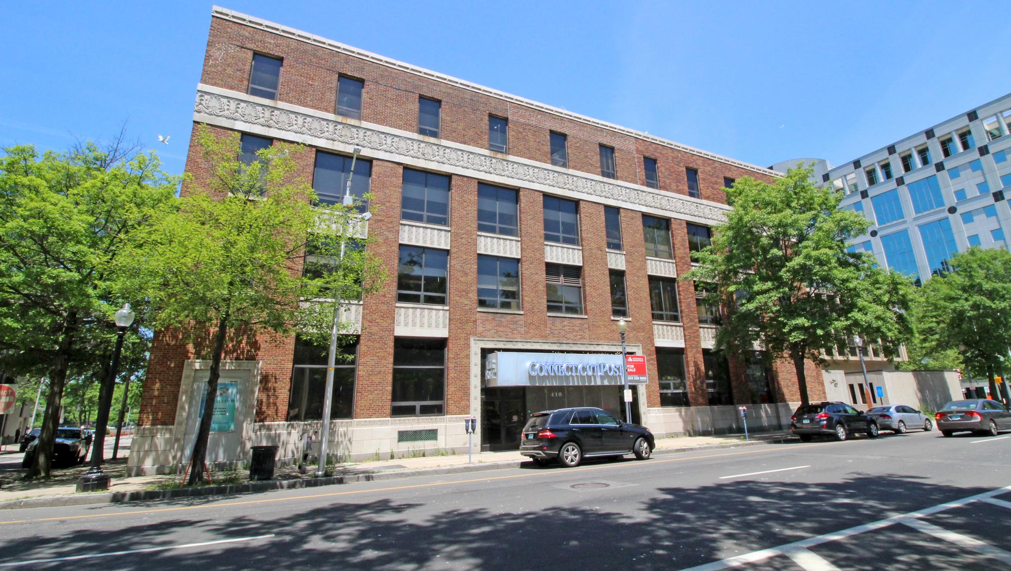 Connecticut Post Building Sells in Bridgeport