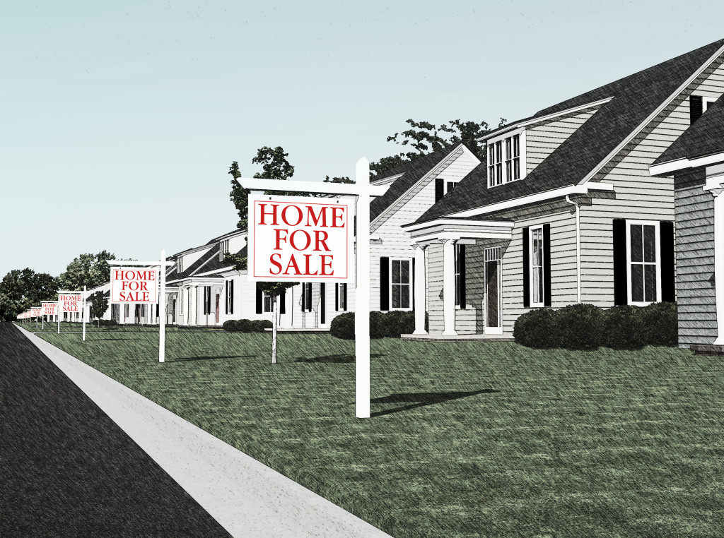 Group Temporarily Bans Real Estate Signs to Improve Town