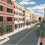 215-Unit Mixed-Use Project Pitched for Derby